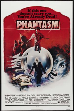 Phantasm: Ravager DVD Release Date December 6, 2016