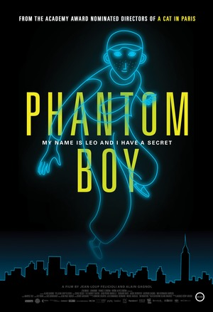 Phantom Boy (2015) DVD Release Date