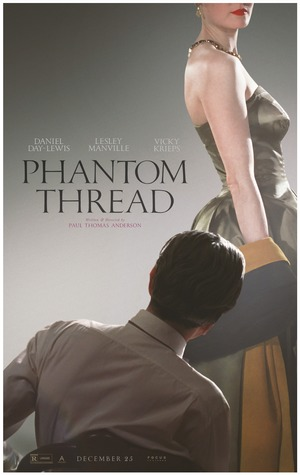 Phantom Thread (2017) DVD Release Date