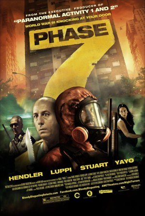 Phase 7 (2011) DVD Release Date