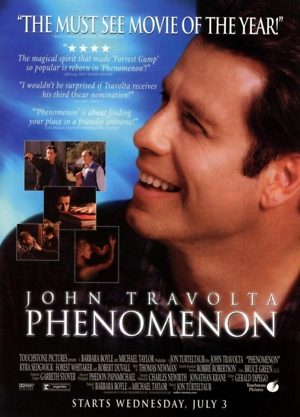 Phenomenon (1996) DVD Release Date