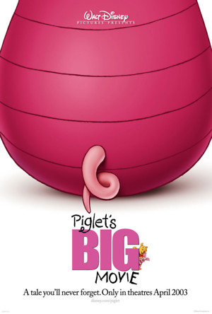 Piglet's Big Movie (2003) DVD Release Date