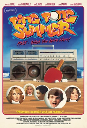Ping Pong Summer (2014) DVD Release Date