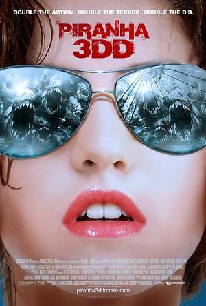 3dd dvd piranha