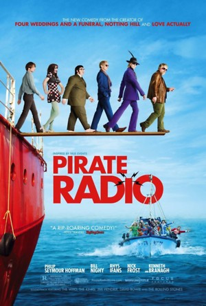 Pirate Radio (2009) DVD Release Date