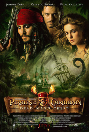 Pirates of the Caribbean: Dead Man's Chest (2006) DVD Release Date
