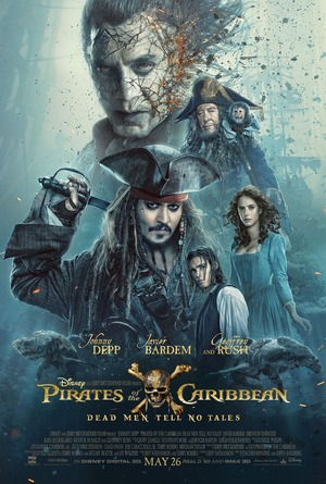 Pirates of the Caribbean: Dead Men Tell No Tales (2017) DVD Release Date
