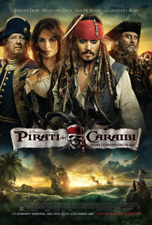 Pirates of the Caribbean: On Stranger Tides (2011) DVD Release Date