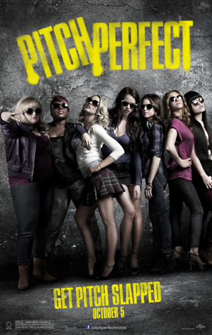 Pitch perfect dvd release date