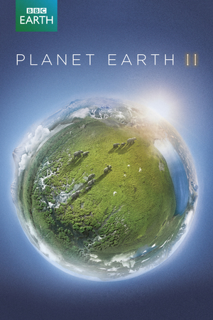 Planet Earth II (TV Mini-Series 2016) DVD Release Date