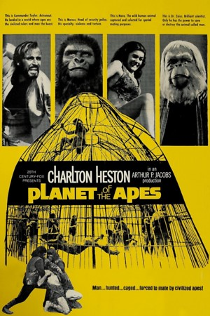 Planet of the Apes (1968) DVD Release Date