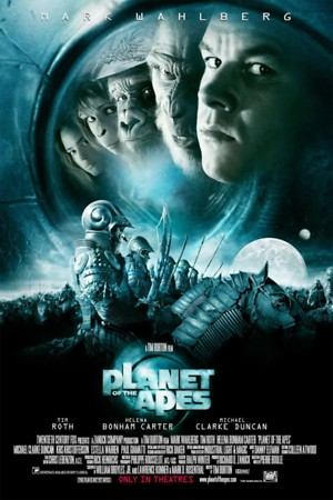 Planet of the Apes (2001) DVD Release Date