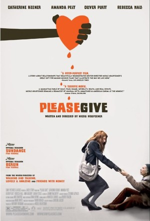 Please Give (2010) DVD Release Date