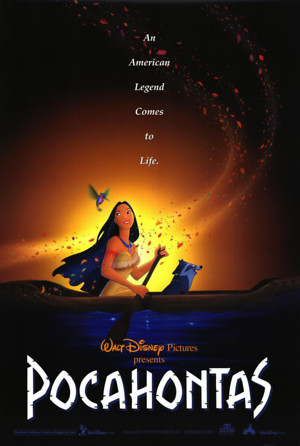 Pocahontas (1995) DVD Release Date