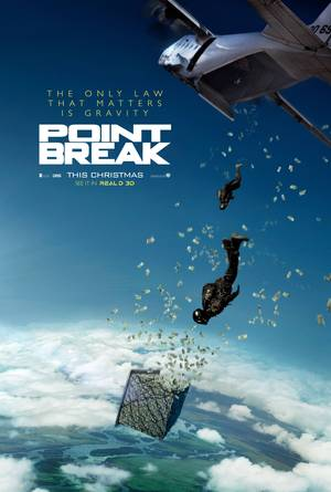 Point Break (2015) DVD Release Date