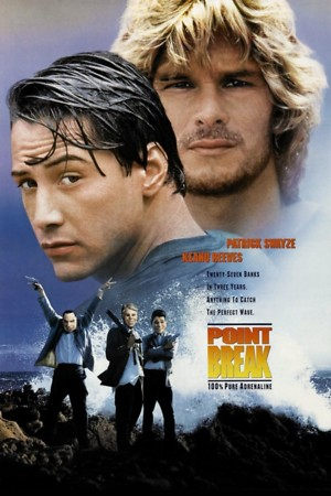 Point Break (1991) DVD Release Date