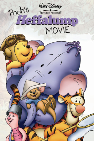 Pooh's Heffalump Movie (2005) DVD Release Date