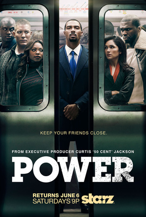 Power (TV Series 2014- ) DVD Release Date