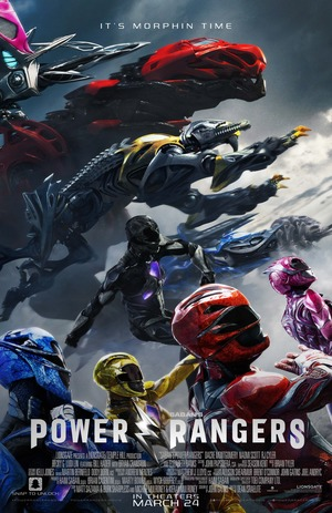 Power Rangers (2017) DVD Release Date