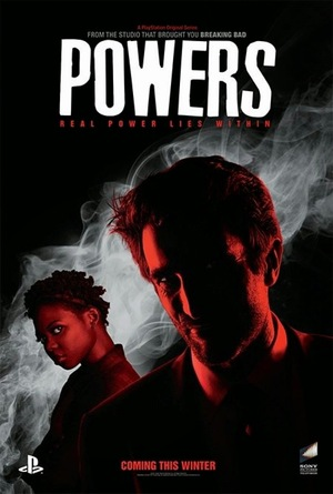 Powers (TV Series 2015- ) DVD Release Date