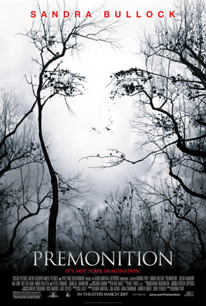 Premonition (2007) DVD Release Date