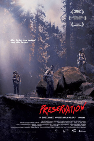 Preservation (2014) DVD Release Date