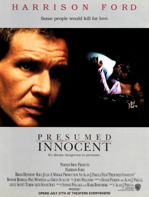 Presumed Innocent (1990) DVD Release Date