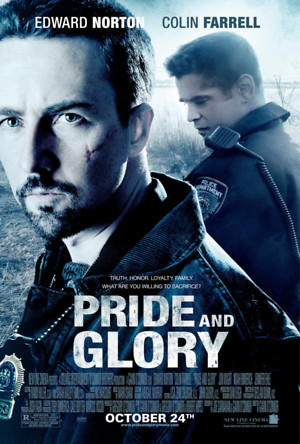 Pride and Glory (2008) DVD Release Date