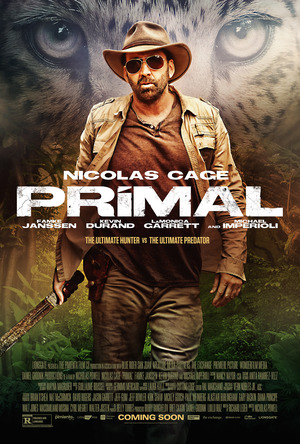 Primal (2019) DVD Release Date