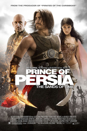 Prince of Persia: The Sands of Time (2010) DVD Release Date
