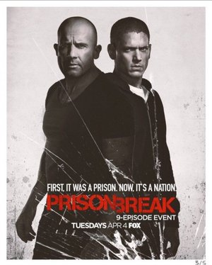 Prison Break (TV Series 2005-2017) DVD Release Date
