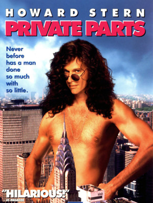 Private Parts (1997) DVD Release Date