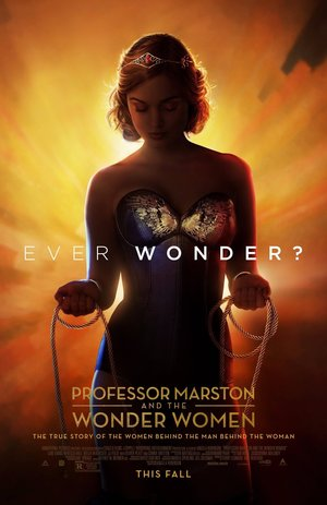 Professor Marston and the Wonder Women (2017) DVD Release Date