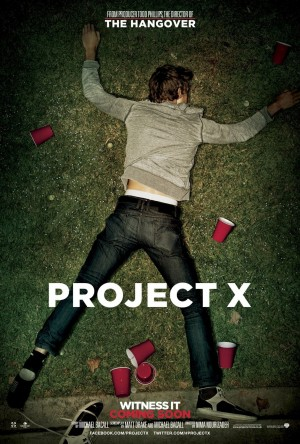 Project X (2012) DVD Release Date