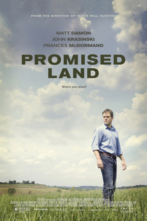Promised Land (2012) DVD Release Date