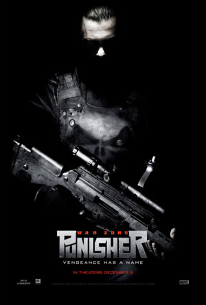 Punisher: War Zone (2008) DVD Release Date