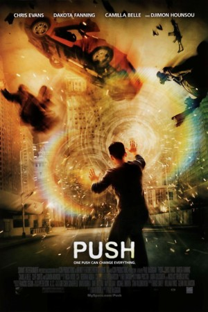 Push (2009) DVD Release Date