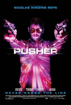 Pusher (2012) DVD Release Date
