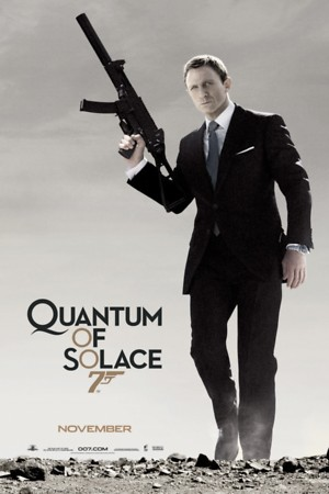 Quantum of Solace (2008) DVD Release Date