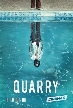 Quarry (TV Series 2016- ) DVD Release Date