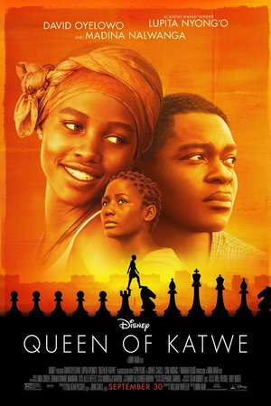 Queen of Katwe (2016) DVD Release Date