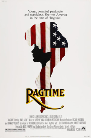 Ragtime (1981) DVD Release Date
