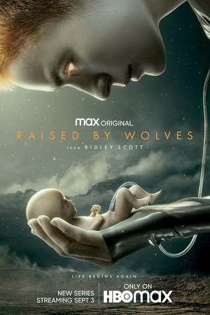 Raised by Wolves (TV Series 2020- ) DVD Release Date