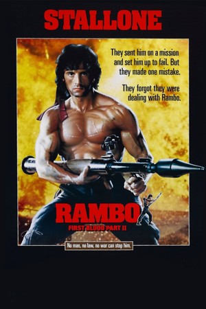 Rambo: First Blood Part II (1985) DVD Release Date