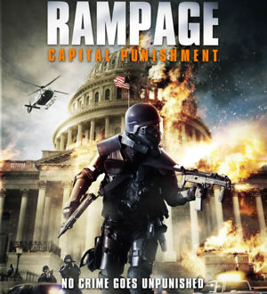 Rampage: Capital Punishment (2014) DVD Release Date