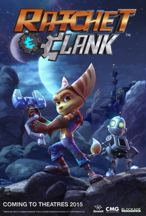 Ratchet and Clank (2016) DVD Release Date