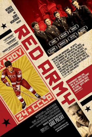 Red Army (2014) DVD Release Date