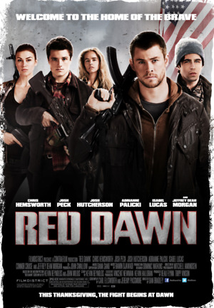 Red Dawn (2012) DVD Release Date