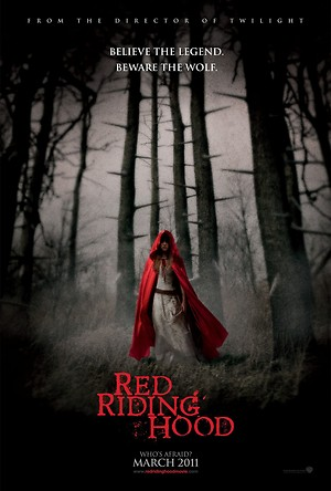 Red Riding Hood (2011) DVD Release Date