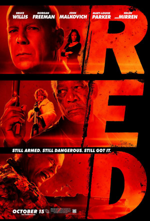 Red (2010) DVD Release Date